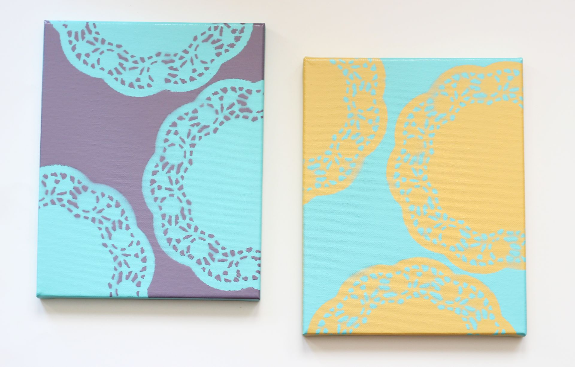 53+ DIY Ideas Cool Easy Paintings Canvas Wall - Neat Fast