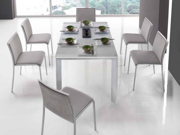 Modern Dining Table Extendable
