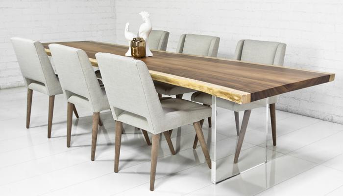 Modern Dining Extension Table