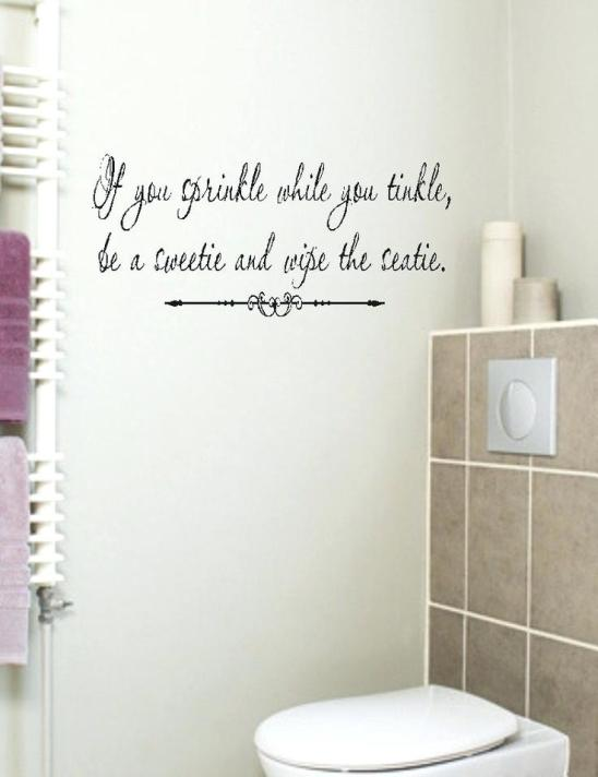 Small Toilet Decorating Ideas