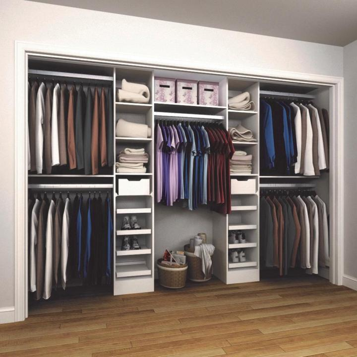 Closet Organizer For Clothes