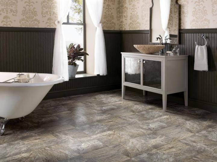 Karndean Bathroom Flooring Ideas