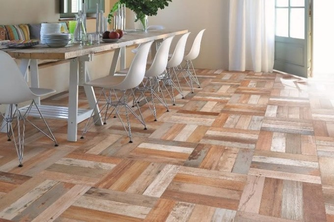 Living Room Flooring Inspiration