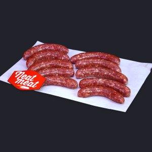 Premium Beef Sausage