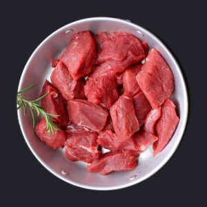 New Zealand Veal Cubes