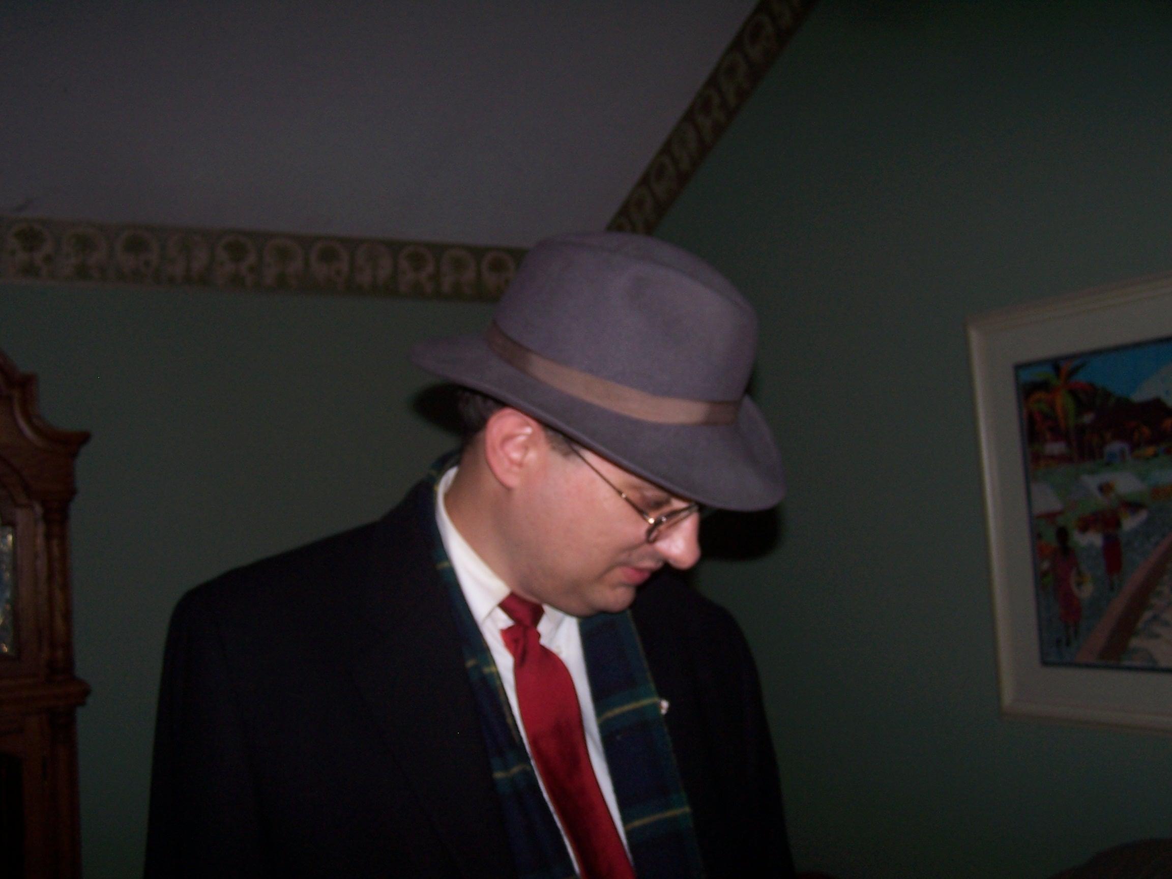 Self August 2009