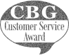 CBG Customer Service Award for Neat Stuff Collectibles