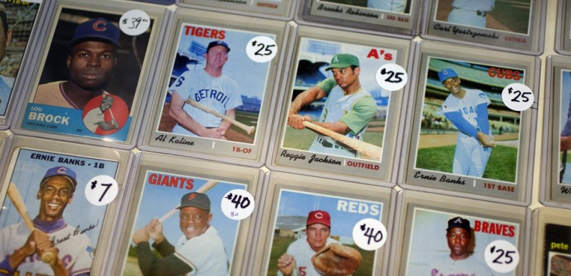 How To Grade Baseball Cards