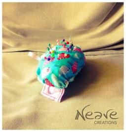 Poduszka na igły @ NeaveCreations 2016