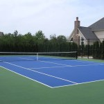 13 Ways To Customize Your Backyard Tennis Court Neave Sports