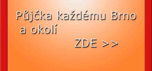 Půjčka každému Brno a okolí