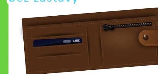 Nebankovní půjčka bez zástavy