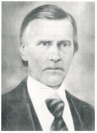 Levi Ward Hancock Mexican War Mormon Battalion Journal Of