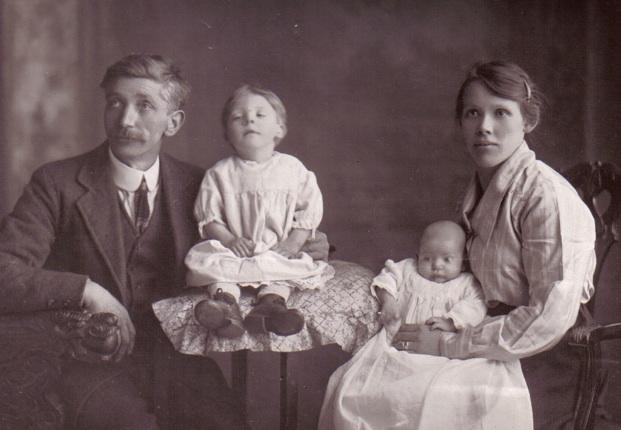 Children Of John Lindsay Amp Mary Donaghy Of Ballintaggart