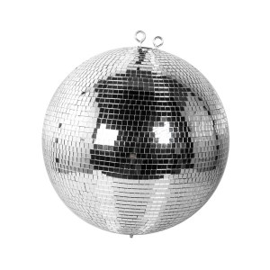 FX – Lys Spejlkugle 30 cm + 1 pinspot
