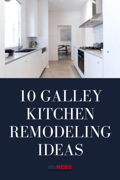 10 galley kitchen remodeling ideas nebs