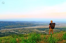 Nueva Ecija and Alintutuan Creek view at Gordon Hill