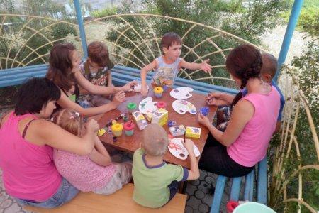 Стоимость путевки в Бердянский летний лагерь для детей аутистов - 5500 гривен