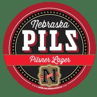 NE Pils Coaster