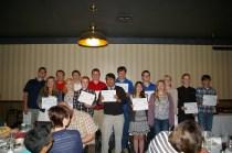 Band Scholarship Winners