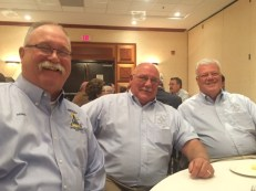 MW Grand Master Dennis Rix, RW Bob Moninger GJW, WB Jim Carlton GJD at the Midwest Conference of Grand Lodges held in Winnipeg Ontario, Canada, It was a very good session. Nebraska has an outstanding leadership core!