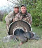 Merriam's Turkey Hunts - 855-473-2875