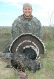 Merriam's Turkey Hunting In Nebraska - 855-472-2875