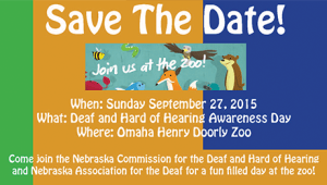Deaf and Hard of Hearing Awareness Day at Henry Doorly Zoo