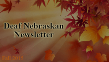 The Deaf Nebraskan Fall 2015