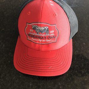 Red/Black Hat