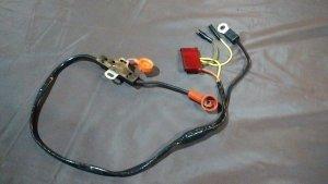 71 Ford Mustang alternator to voltage regulator wiring