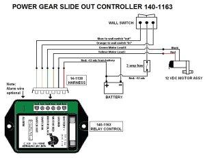 Power Gear Slide Out Controller 1401163 | pdxrvwholesale