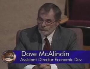 Dave McAlindin
