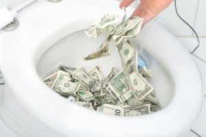 Money_Toilet