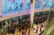T-Mobile Arena ingress and egress