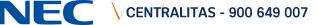 Centralitas NEC logo