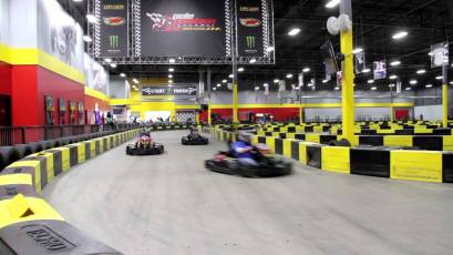 Neighbors Employee Appreciation Day at Pole Position Raceway