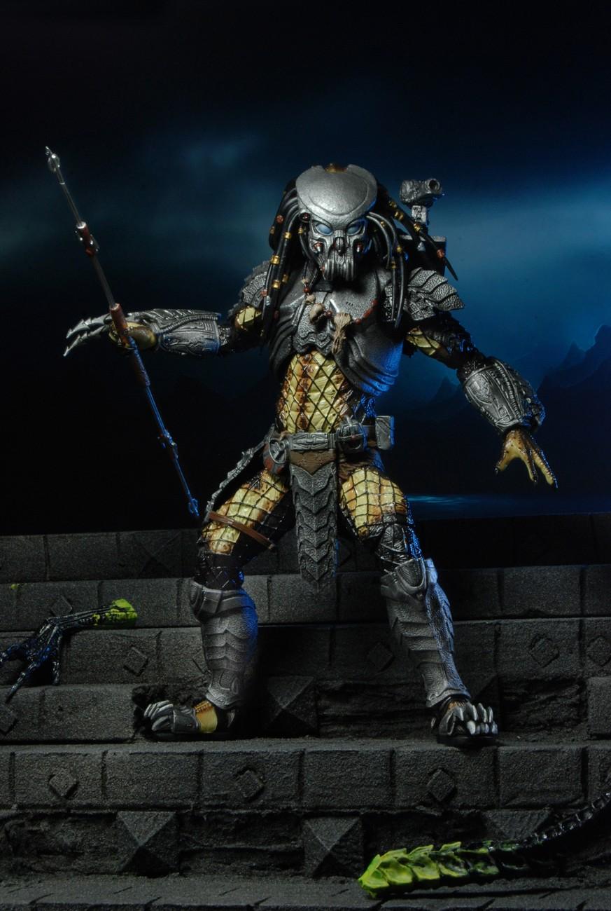 Closer Look Predators Series 14 Action Figures FINAL