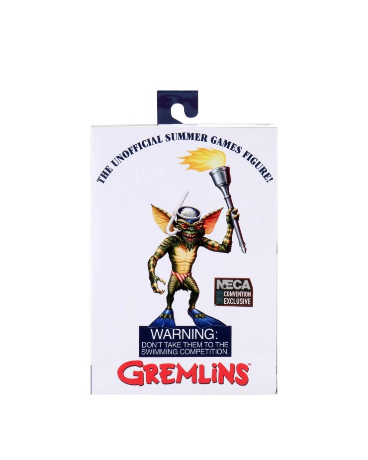 NECA announces SDCC 2020 Exclusive Ultimate Summer Games Gremlin