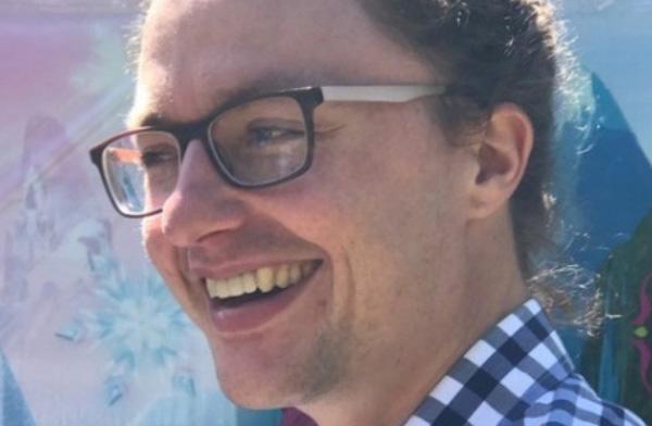 photo of Mathew Meunier, NECCA accountant