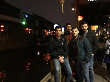 Suzhou - Canales