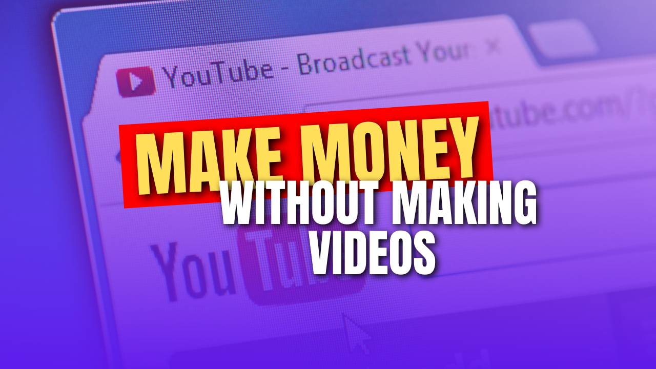 YouTube without videos