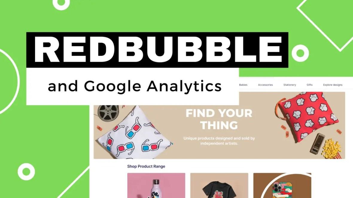 redbubble ua tracking code