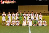 【クラブユース選手権:第3位 ヴィッセル神戸U-18】『熱中! 高校サッカー』が撮影した蔵出しフォトカット