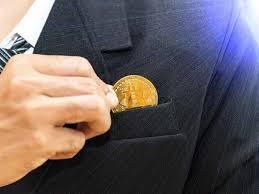 bitcoin....