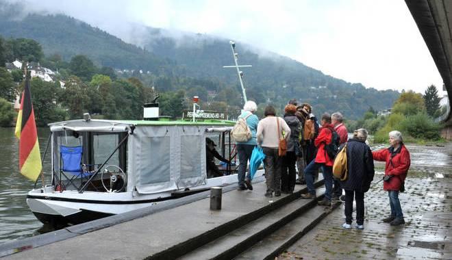 RNZ: Wie Die Schlierbacher An Den Heidelberger Neckar Zurück Wollen