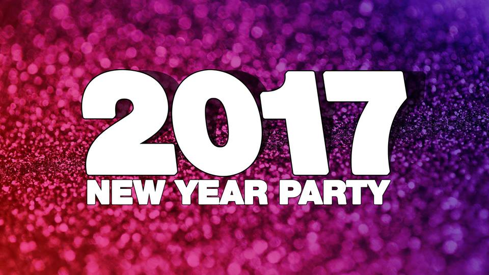 2017 - New Year Party!