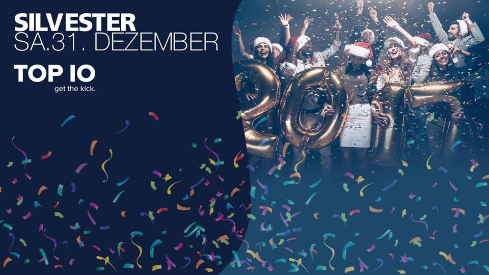 TOP10: Silvester 2016 / 2017