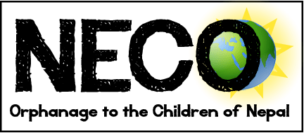 NECO – Nepal Children Orphan Home Logo