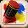 Crayon Style | 大人から子供まで夢中になるクレヨンをリアルに再現したペイントアプリがPSOFTから登場